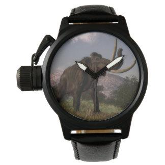 Mammoth - 3D render Wrist Watches