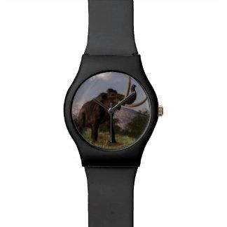 Mammoth - 3D render Wristwatches