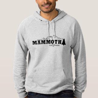 Mammoth, CA - American Apparel Hoodie