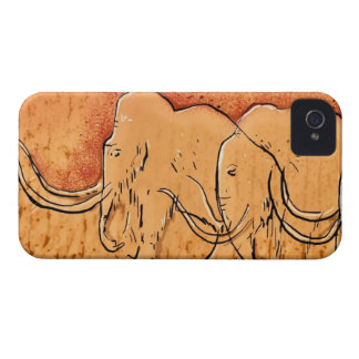 Mammoth Cave Art iPhone Case