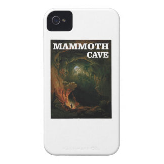 mammoth cave brown Case-Mate iPhone 4 case