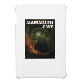 mammoth cave brown iPad mini covers