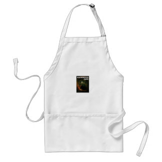 mammoth cave brown standard apron