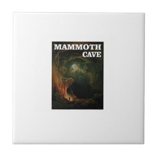 mammoth cave brown tile