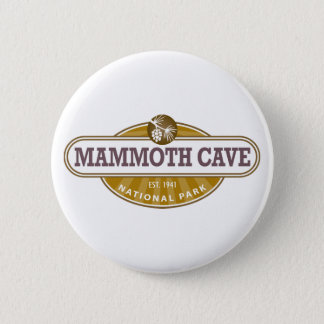 Mammoth Cave National Park 2 Inch Round Button