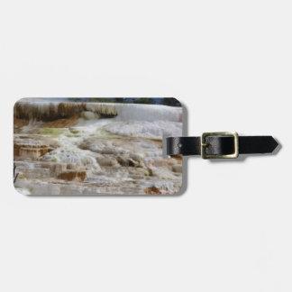 Mammoth Hot Springs Bag Tag