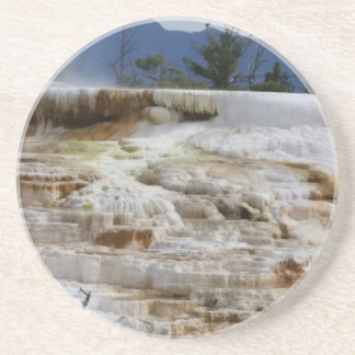Mammoth Hot Springs Coaster