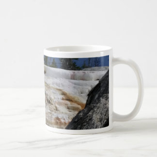 Mammoth Hot Springs Coffee Mug