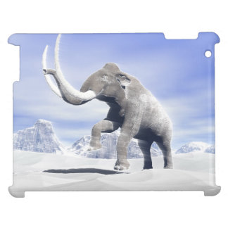 Mammoth in the wind case for the iPad 2 3 4