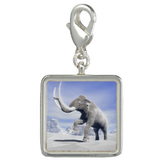Mammoth in the wind charms