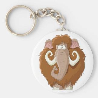 Mammoth Keychain