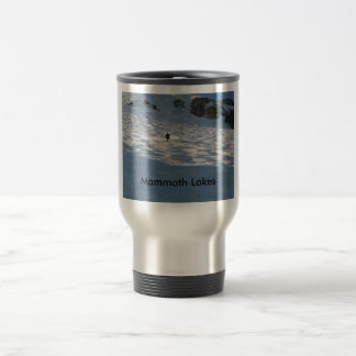 Mammoth Lakes Travel Mug