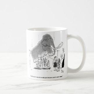 Mammoth meal coffee mug