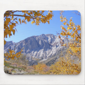 Mammoth Mountain In The Fall Mouse Pad