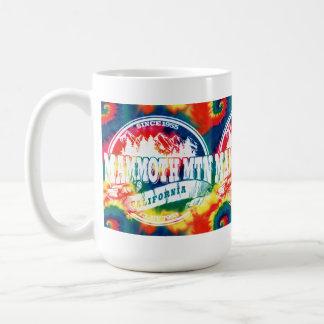 Mammoth Mtn TieDye Coffee Mug