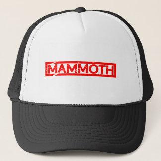 Mammoth Stamp Trucker Hat