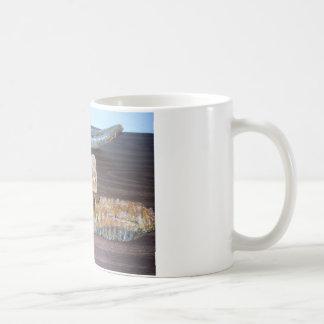 mammoth teeth tusk tip coffee mug