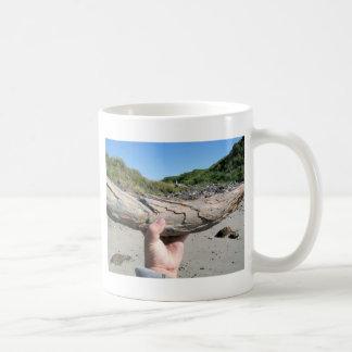 mammoth tusk coffee mug
