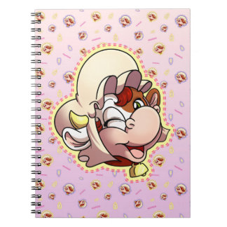 Mamoo Lined Notebook
