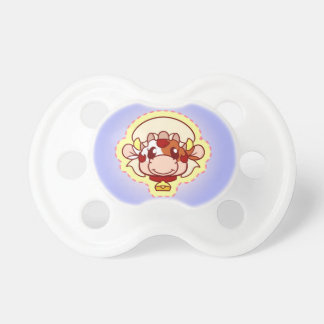 Mamoo Patchwork Pacifier BooginHead Pacifier