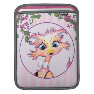 MAMZELL CUTE  CARTOON IPAD iPad SLEEVE