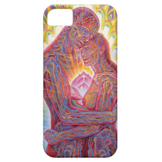 Man and woman iPhone 5 cover