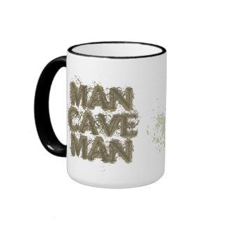 Man Cave Man mug