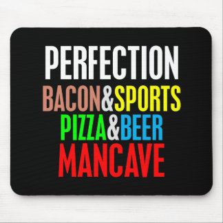 Man Cave Mouse Pad