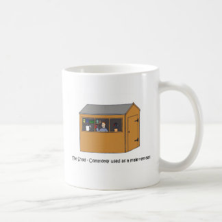 Man Cave - The Shed Coffee Mug