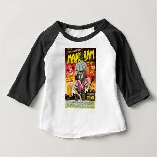 Man Clam Baby T-Shirt