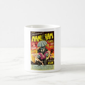 Man Clam Coffee Mug