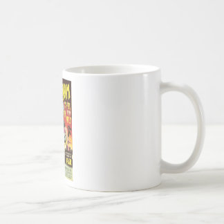 Man Clam Coffee Mug