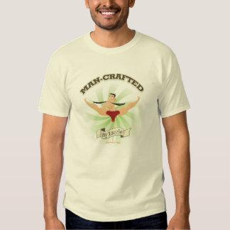 Man-Crafted By Zazzle Tshirt