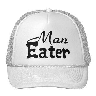 Man Eater Trucker Hat