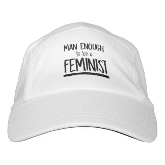 Man Enough to be a Feminist --  Hat