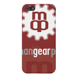 Man Gear Pig - Logo iPhone Case iPhone 5 Cover