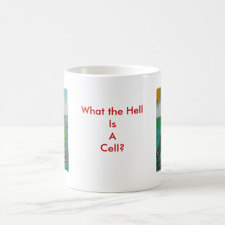 Man Golf Coffee Mug