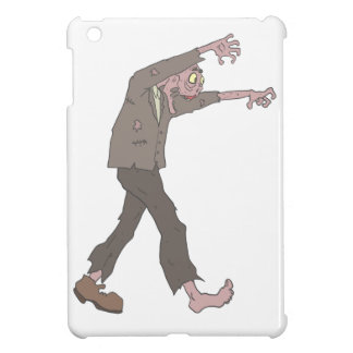 Man In A Suit Creepy Zombie With Rotting Flesh Out Case For The iPad Mini