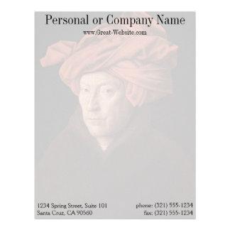 Man in a Turban Customized Letterhead