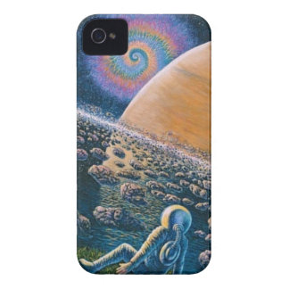 Man in Space iPhone 4 Case