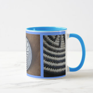 Man in the MAZE Tohono O'odham Bas... - Customized Mug