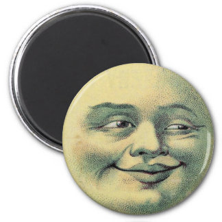 Man in the Moon Magnet