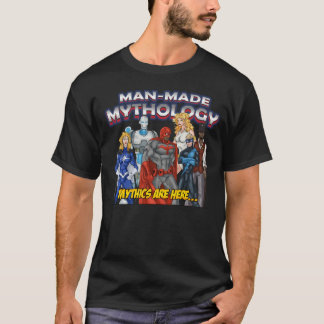 Man-Made Mythology Con Shirt 2013