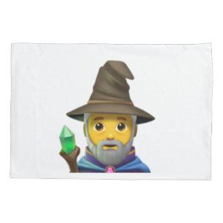 Man Mage - Emoji Pillowcase