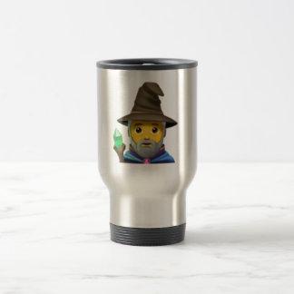 Man Mage - Emoji Travel Mug