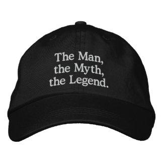Man, Myth, Legend Hat