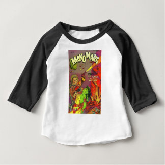 Man O' Mars Baby T-Shirt