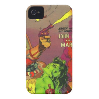Man O' Mars Case-Mate iPhone 4 Case