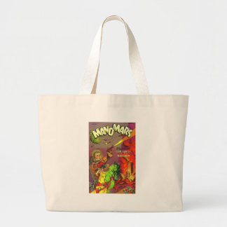 Man O' Mars Large Tote Bag