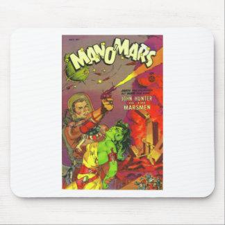 Man O' Mars Mouse Pad